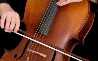 cello wedding music